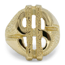 Load image into Gallery viewer, Men's Money Sign Ring