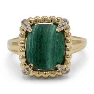 Malacite Women's Ring