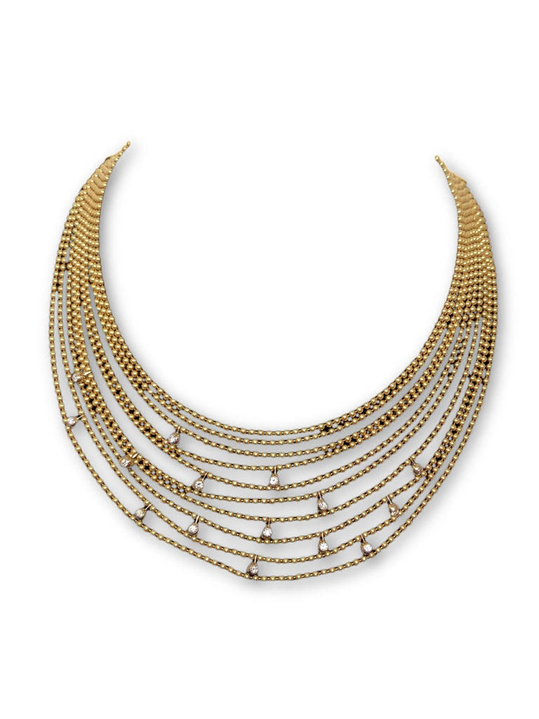 Cartier Multi-Strand Vintage Necklace