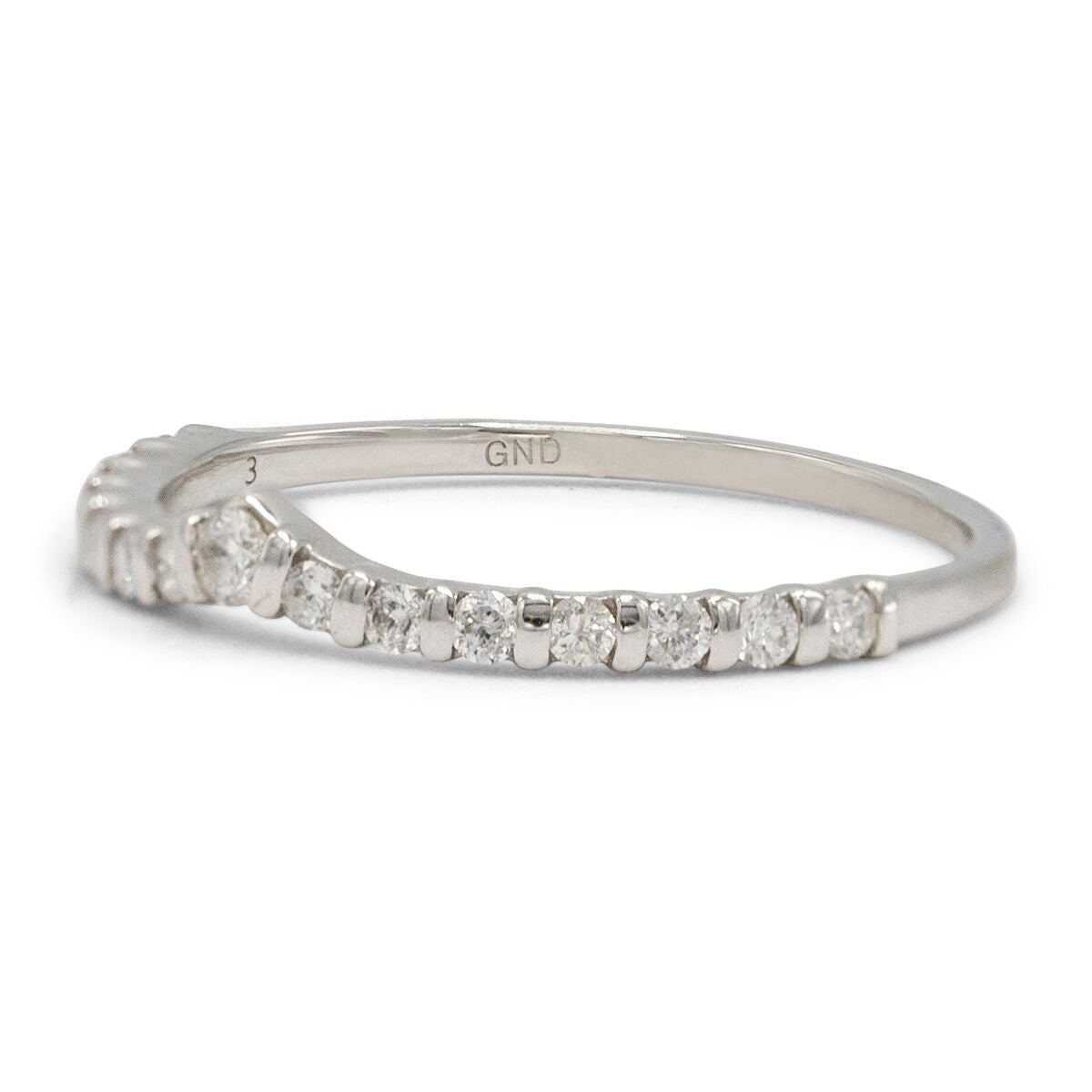 Flair Diamond Ring