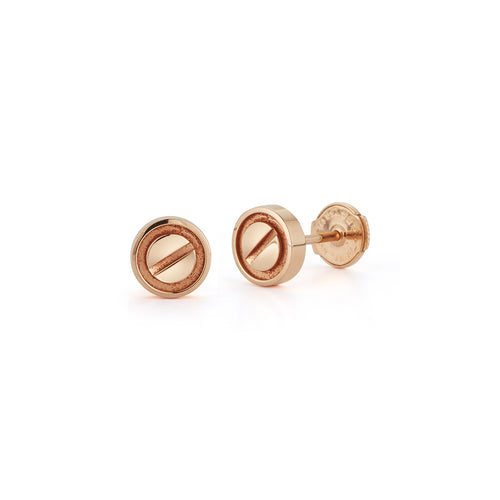 Cartier (Love) Screw Back Studs