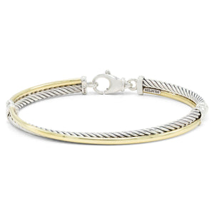 "David Yurman ""Crossover"" Bracelet"