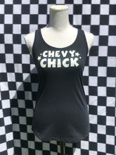 Chevy Chick - Racerback Tank Tops