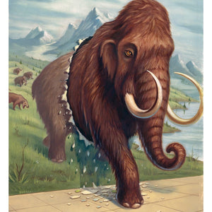 Will the mammoth return to life in 2020?