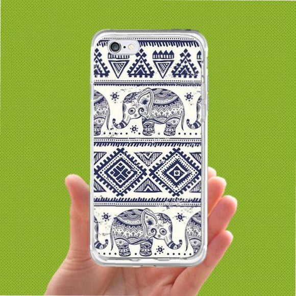 Boho Elephant Phone Case