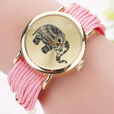 Strappy Elephant Watch
