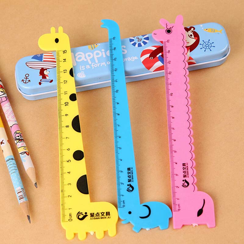 Animal Cute Ruler