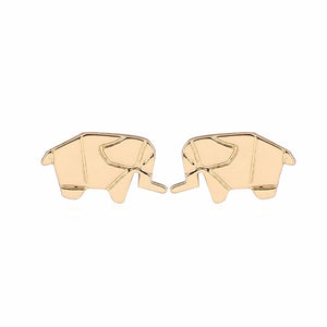 Calm Elephant Earrings