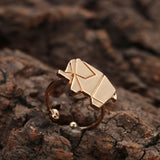 Calm Elephant Ring