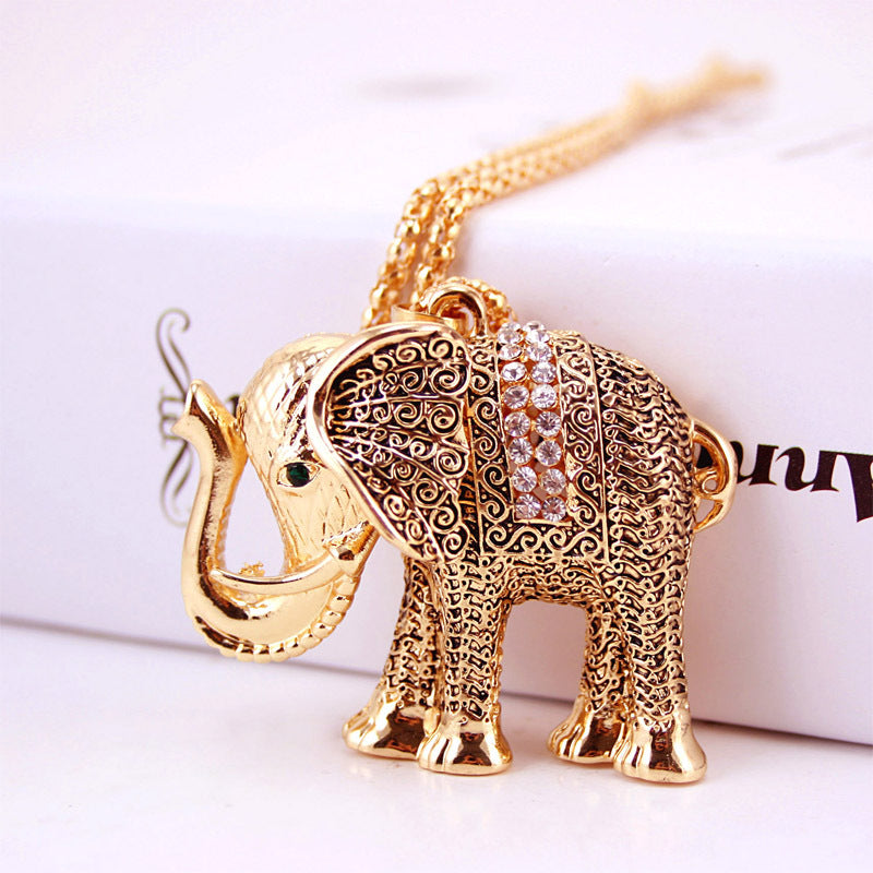 Elephant  Necklaces & Pendants For Women