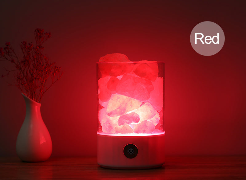 Himalayan USB Crystal Salt Night Light