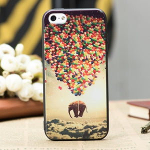 Up Elephant Phone Case