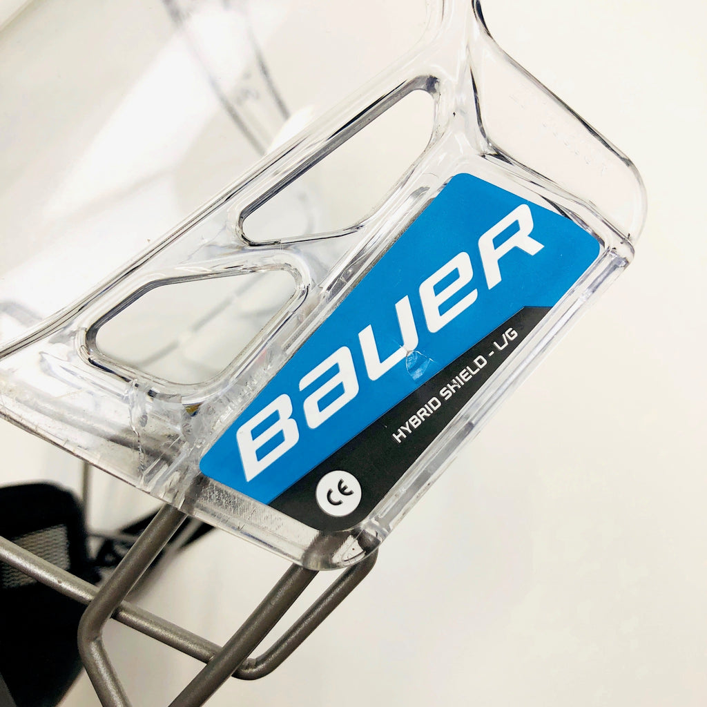 Used Bauer Hybrid Shield