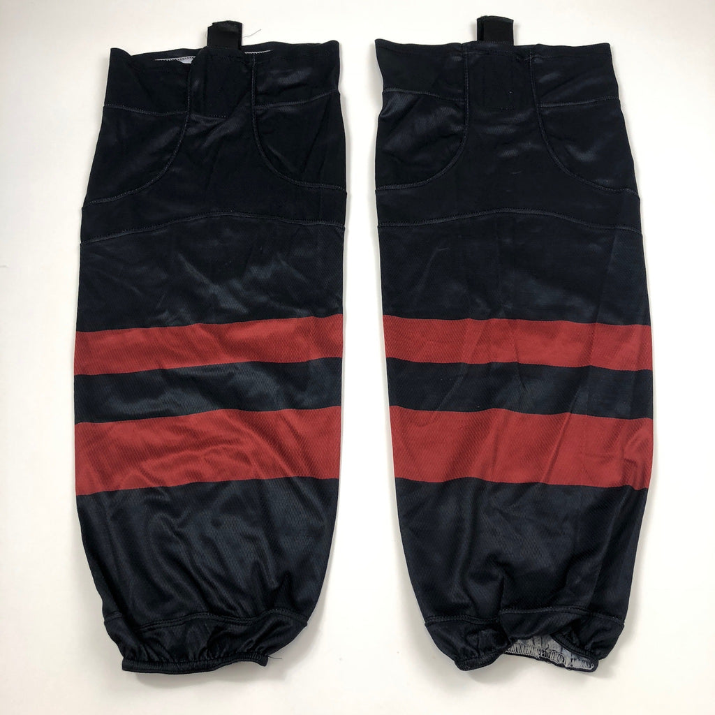 Black and Red - Pro Stock Socks