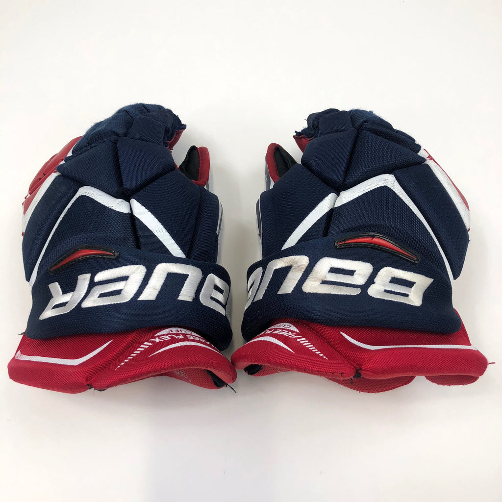 Used Bauer X900 Gloves - 14""
