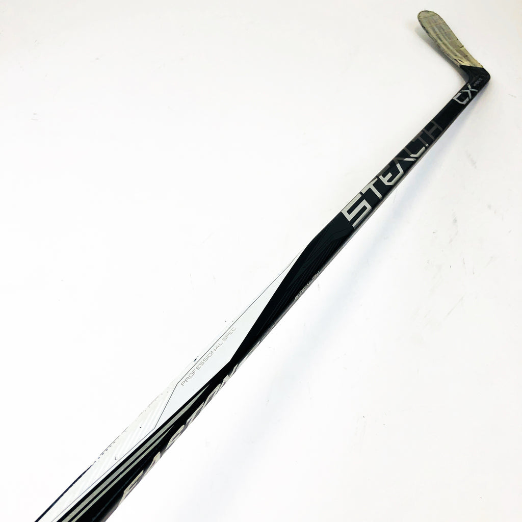 "Used Left Handed Easton CX / E3 Like Curve / 100 Flex / Grip / 66"" tall"