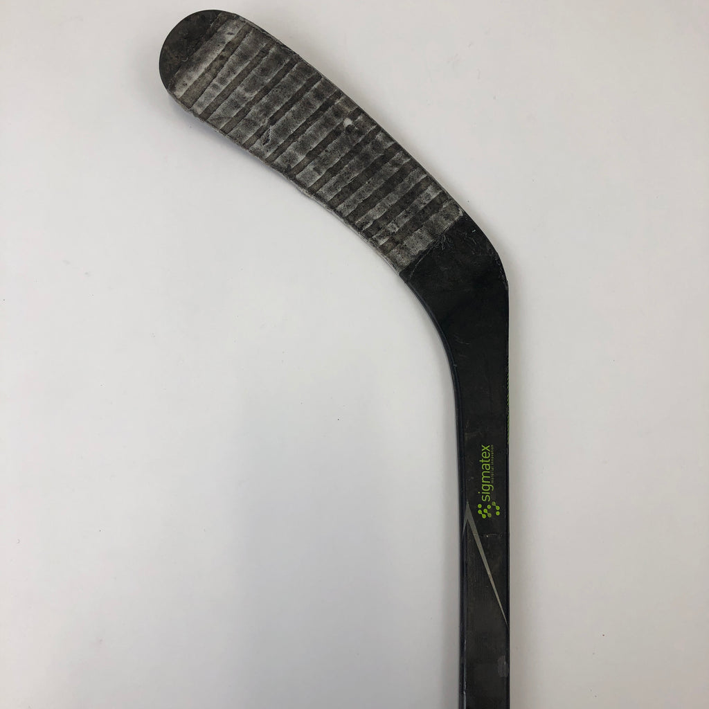 "Used Left Handed CCM Trigger 2 85 Flex/p90 Curve/Grip/63"" tall"
