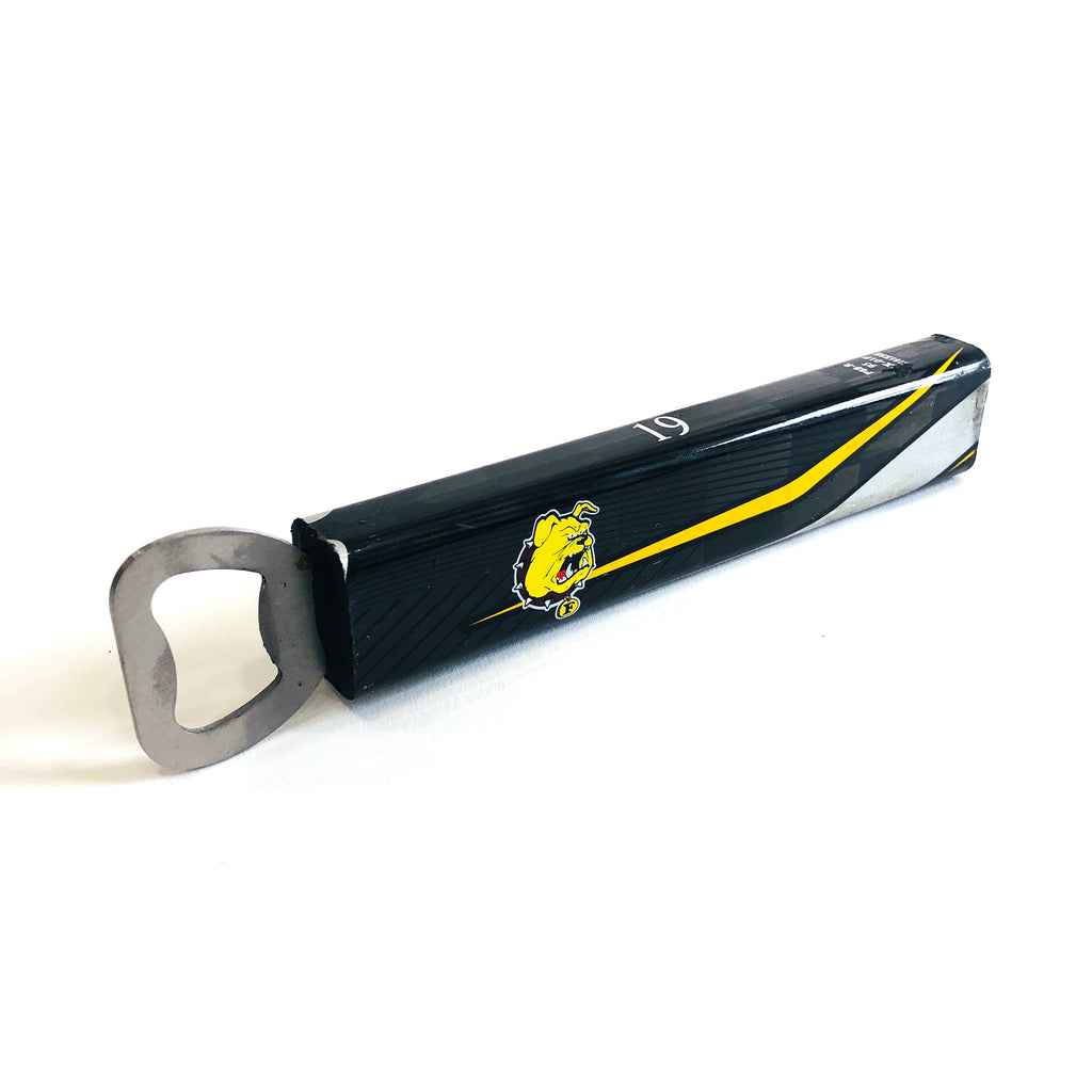 Game Used Stick Bottle Opener