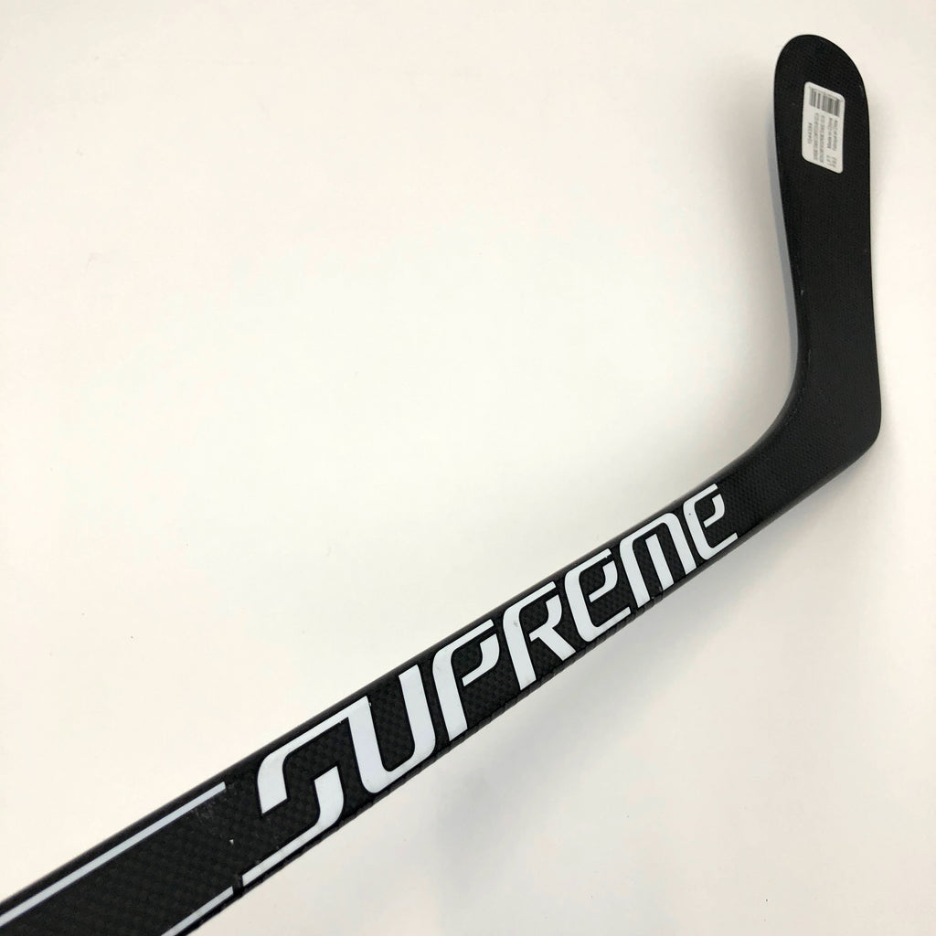 "Brand New Left Handed Bauer Supreme / 102 Flex / P92 Curve / Light Grip / 65"" Tall"