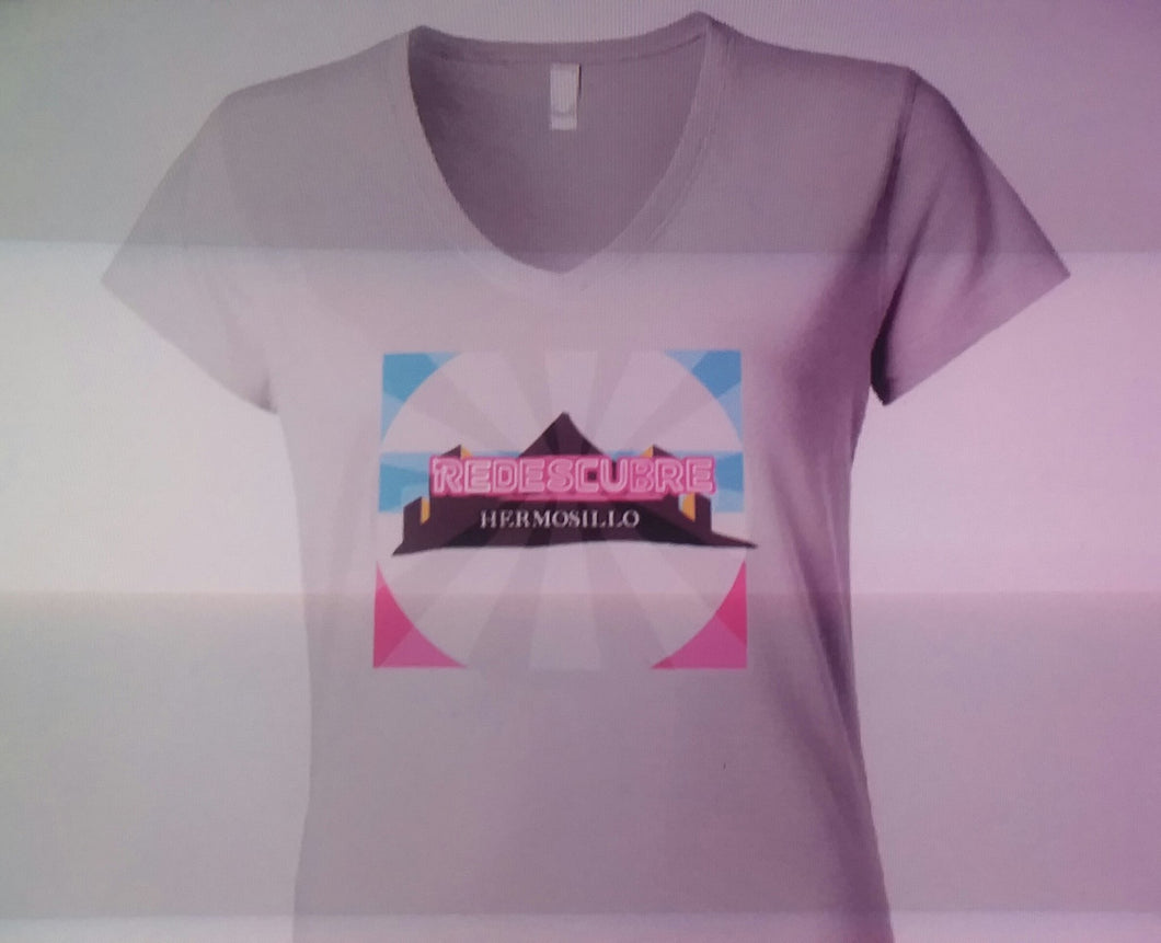 Redescubre Hermosillo Ladies T-Shirt