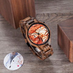 The Coral Reef Timepiece