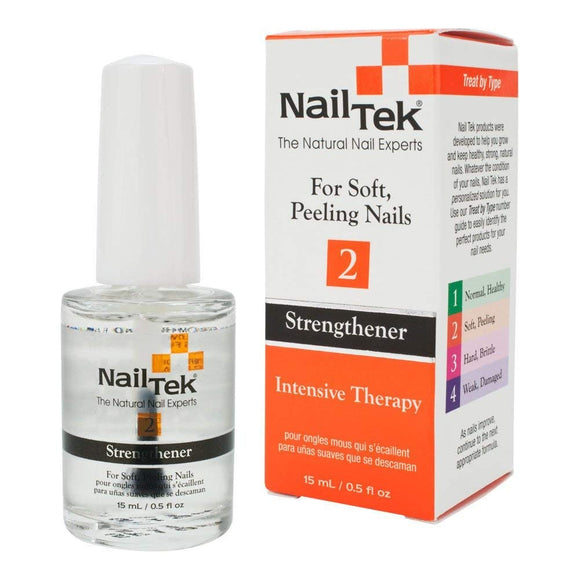 NailTek II Nail Tek ll Intensive Therapy 0.5 oz, 15ml