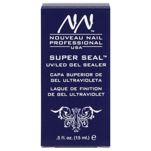Nouveau Nail Super Seal U/V LED Gel Sealer