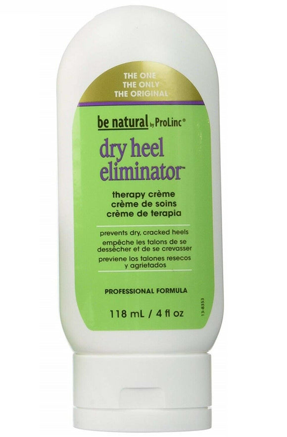 Be Natural Dry Heel Eliminator 4 oz.