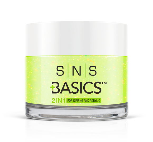 SNS Basics 1 + 1 Matching Dip Powder B006