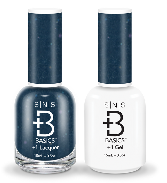 SNS Basics 1 + 1 Matching Polish and Gel B095