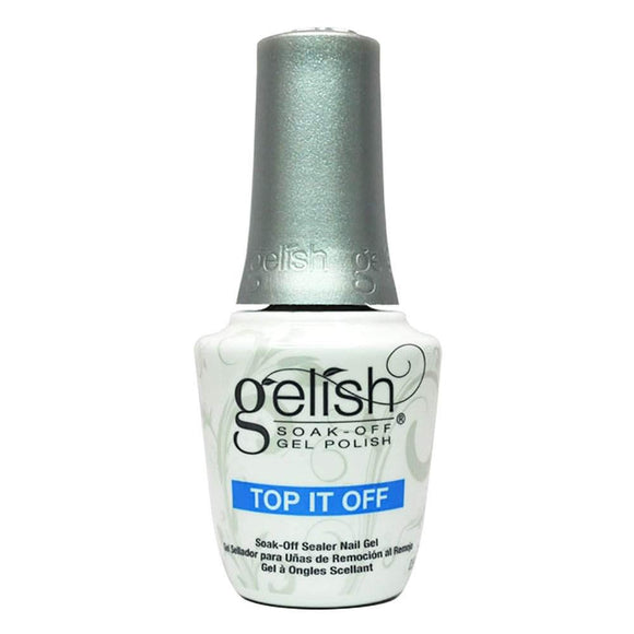 Gelish Top it Off, Gel Top Coat .5oz