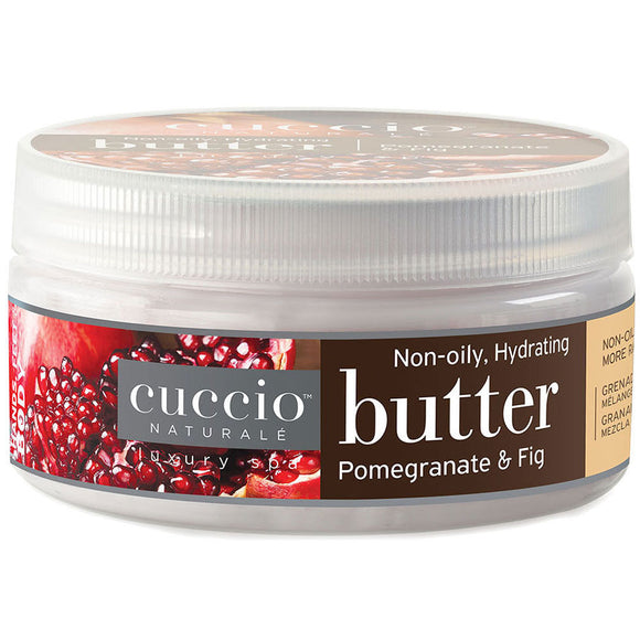 Cuccio Naturale Butter Pomegranate & Fig 8oz
