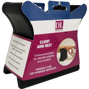 DL C465 Manicure Professional Client Arm Rest