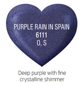 Cuccio MatchMakers PURPLE RAIN IN SPAIN #6111