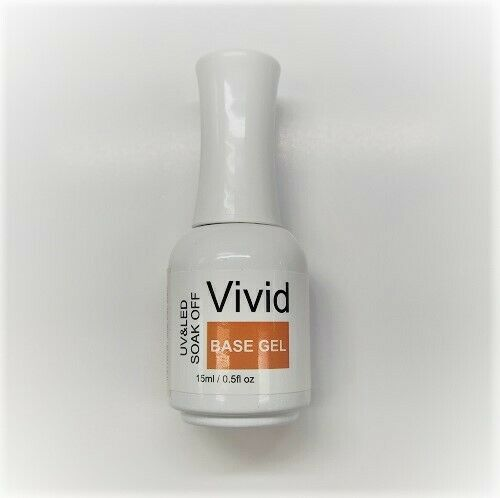 Vivid Base Coat U/V LED .5oz
