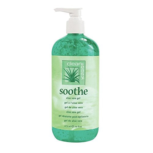 Clean + Easy Soothe Aloe Vera Gel, 16 oz