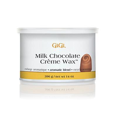 GiGi Milk Chocolate Creme Wax 14oz