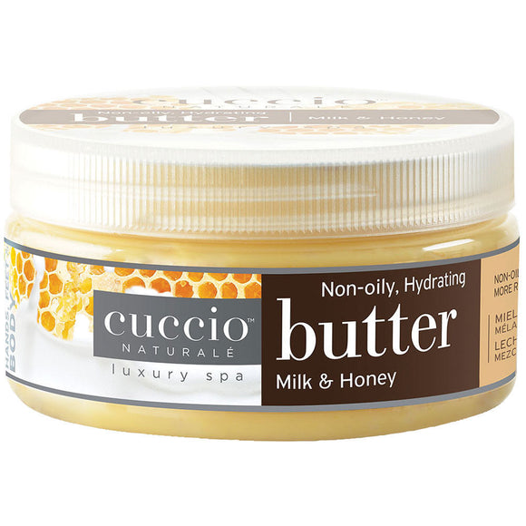 Cuccio Naturale Butter Milk & Honey 8oz