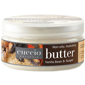 Cuccio Naturale Butter Vanilla Bean & Sugar 8oz - Knailsupply