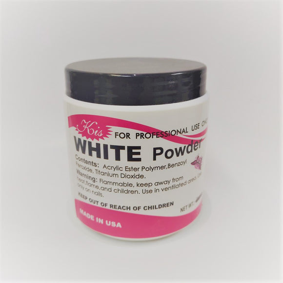 Acrylic Powder White, 16oz