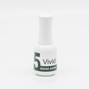Vivid Dip Brush Cleaner Step 5