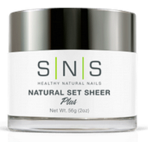 SNS Natural Set Sheer