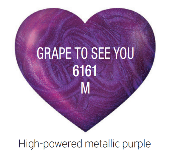 Cuccio MatchMakers GRAPE TO SEE YOU #6161