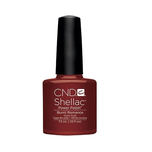 CND Shellac Burnt Romance