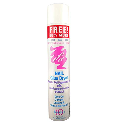 Hurry Up Nail Glue Dryer 7.2 fl. oz.