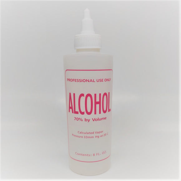 Isopropyl Alcohol 70% 8oz, for disinfection