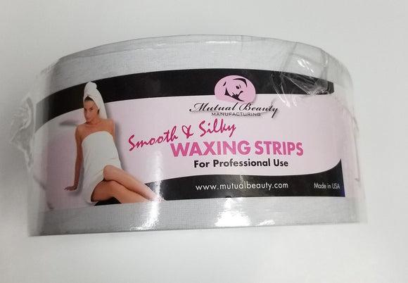 Mutual Beauty Waxing Strips Roll 3-1/2