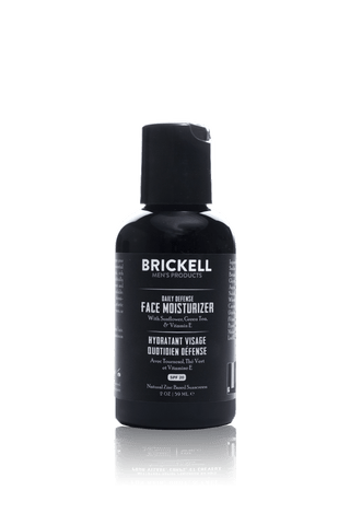 Daily Defense Face Moisturizer with SPF 20 for Men