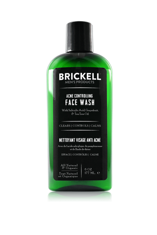 Acne Controlling Face Wash for Men