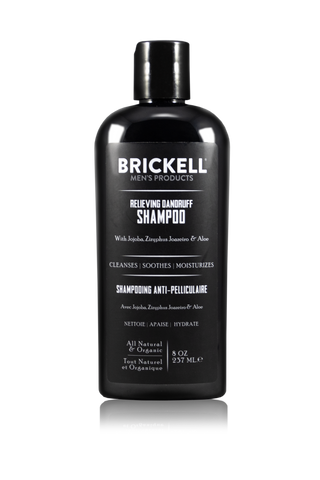 Relieving Dandruff Shampoo For Men